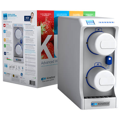 Kube® Advanced Water Filtration System product image